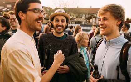 Zwischen Leidenschaft und Wirtschaftlichkeit - Die Musik ist wichtiger als Likes: Die Gründer der Booking-Agentur Soundsgood im Gespräch