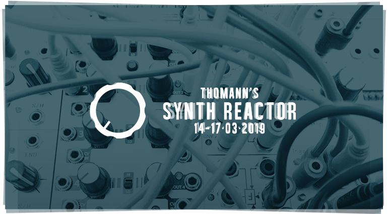 Thomann's Synth Reactor bringt YouTube-Größen und Top-Brands zusammen