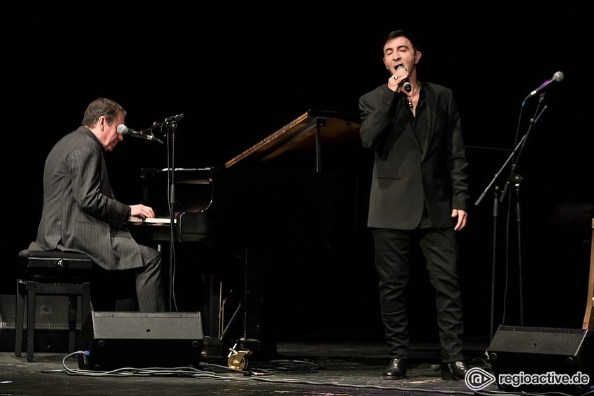 Jools Holland & Marc Almond (live in Mannheim 2019)