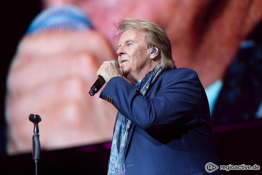 Howard Carpendale (live bei der Schlagernacht des Jahres 2019 in Mannheim)