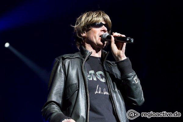Ballermann-Star - Live-Fotos von Mickie Krause bei der Schlagernacht des Jahres 2019 in Mannheim