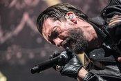 Wild: Bilder von The BossHoss live in der Barclaycard Arena in Hamburg