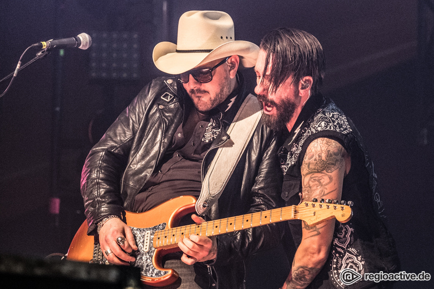 The BossHoss (live in Hamburg, 2019)