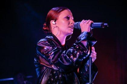 Balladenpower und Pophits - Jess Glynne zeigt im Capitol Offenbach ihre Vielseitigkeit