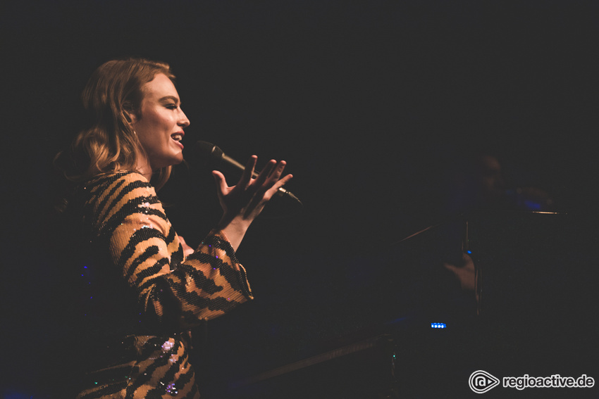 Freya Ridings (live in Frankfurt, 2019)