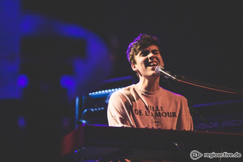 JC Stewart (live in Frankfurt, 2019)
