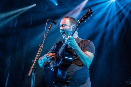 In großer Besetzung - Jam: Fotos der Dave Matthews Band live im MEHR! Theater in Hamburg
