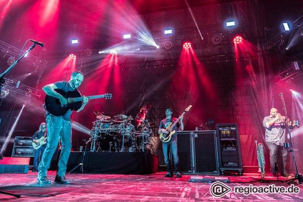 Unerreicht - Die Dave Matthews Band zeigt in Hamburg, dass sie zu den besten Live-Bands des Planeten zählt