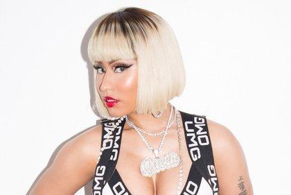 Gegenwart ohne Zukunft - Nicki Minaj inszeniert sich in der Festhalle Frankfurt als Königin