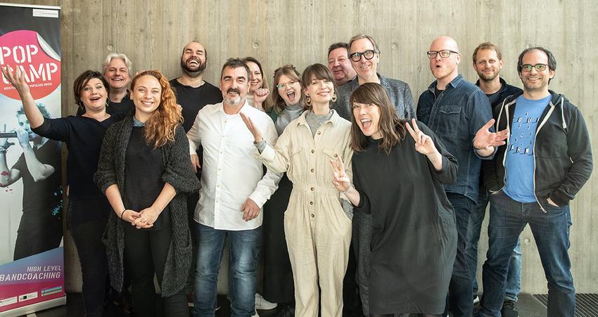 PopCamp-Jury wählt acht Kandidaten für das Live-Audit aus