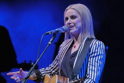 Songs im neuen Gewand - Amy Macdonald gewährt in der Alten Oper in Frankfurt tiefe Einblicke in ihre Seele