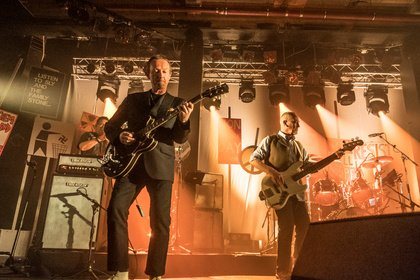 A message to St. Pauli - Im Groove: Fotos von The Specials live in der Grossen Freiheit 36 in Hamburg
