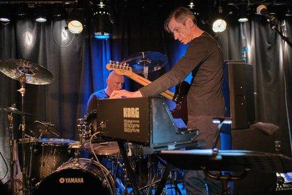 Einmalig - Palais Schaumburg: Bilder der NDW-Band im Nachtleben Frankfurt