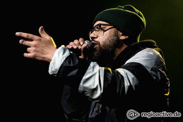 Emotional - Samy Deluxe öffnet sein Poesiealbum für eine Zeitreise durch deutschen Hip-Hop