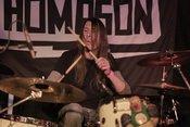Fotos von Daily Thompson live beim Backstage Clubaward im Nachtleben Frankfurt