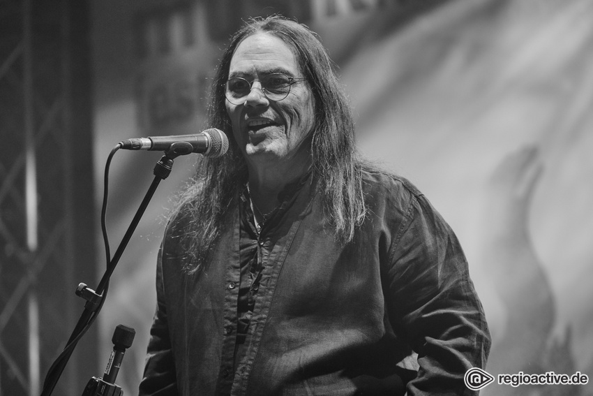 Tony Carey (live beim Musikmesse Festival Frankfurt 2019)