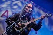 Solo: Fotos von Tony Carey live in der Festival Arena der Musikmesse Frankfurt