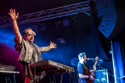The Great Adventure - Prog-Stars: Fotos der Neal Morse Band live in Leipzig
