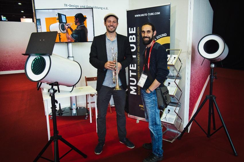 Eindrücke von Musikmesse und Prolight + Sound 2019 in Frankfurt