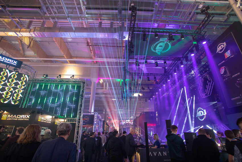 Musikmesse und Prolight + Sound 2019