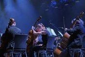 Opulent: Bilder von Gregory Porter live in der Frankfurter Festhalle