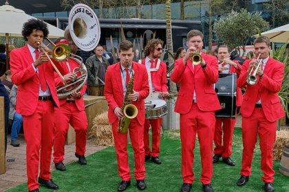 Die Messe ist gelesen - Impressionen von der Premiere der Musikmesse Plaza 2019 in Frankfurt