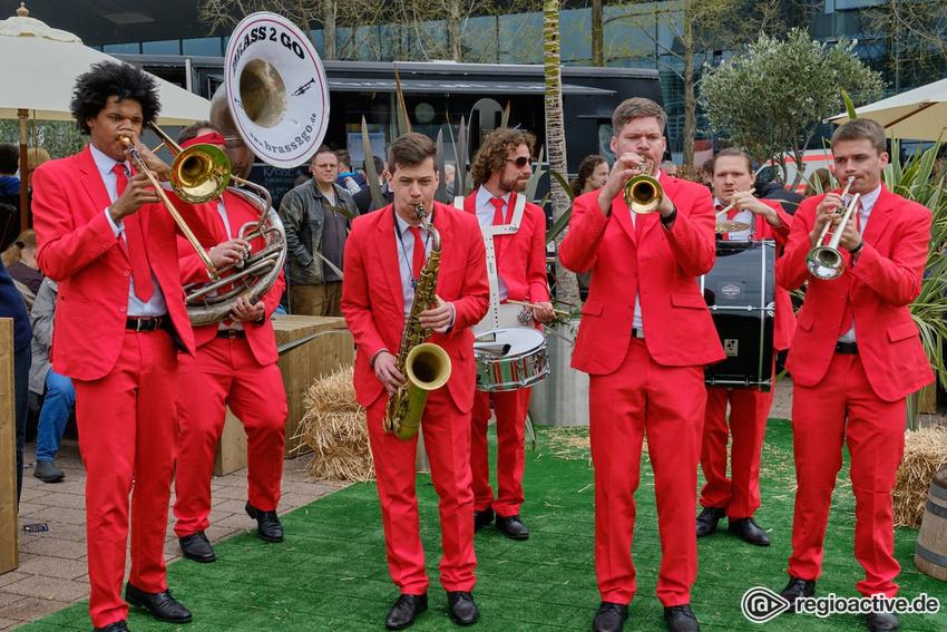 Impressionen der Musikmesse Plaza Frankfurt 2019