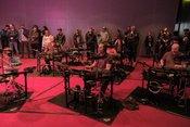 Impressionen von der Premiere der Musikmesse Plaza 2019 in Frankfurt