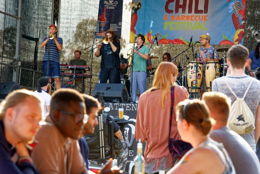 Chili & Barbecue Festival (2018)