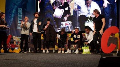 US-Serien-Stars - German Comic Con München 2019 mit David Mazouz, Sean Pertwee, Carlos Valdes und Manu Bennett (Update)