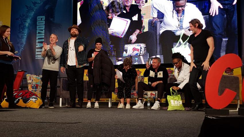 Impressionen von der German Comic Con in Dortmund (2019)