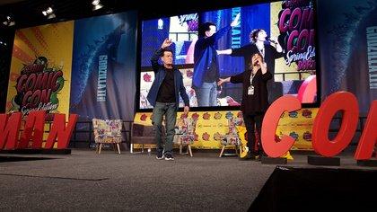 Weltstars in Dortmund - German Comic Con und Weekend of Hell begeistern am Samstag mit riesigem Staraufgebot