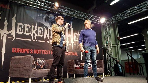 Überschattet - Wegen Chuck Norris: German Comic Con München 2019 appelliert an Fans