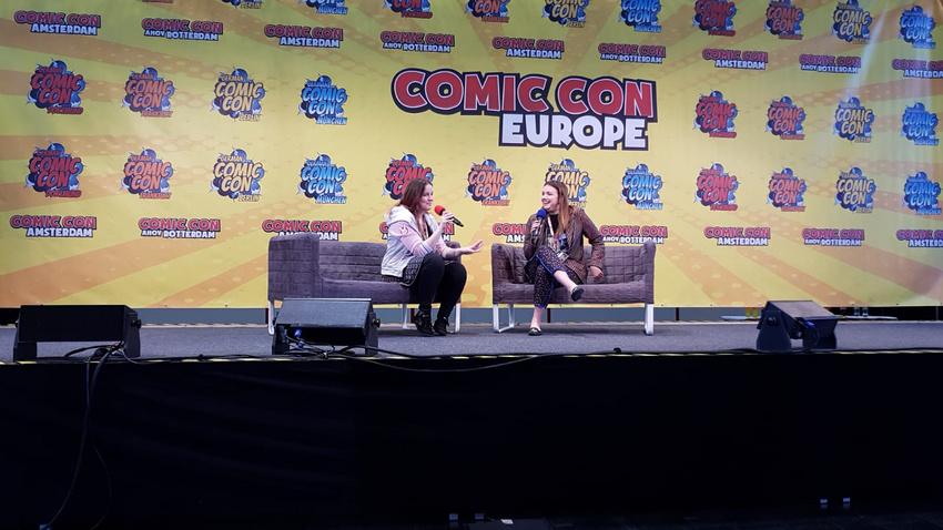 Impressionen von der German Comic Con in Dortmund 2019