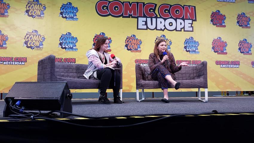 Hannah Murray (Goldy in Deutschland, Original Gilly) aus Game of Thrones
