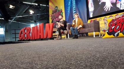 Die Arbeit als Schauspieler - German Comic Con und Weekend of Hell 2019 bieten am Sonntag interessante Einblicke