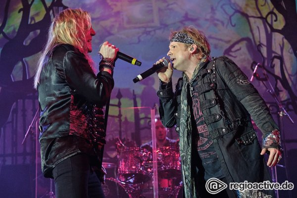 Knock knock - Knock Out Festival 2019 in Karlsruhe mit Avantasia