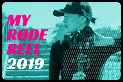 Attraktive Sachpreise und Software zu gewinnen - My RØDE Reel 2019 Kurzfilmwettbewerb gestartet