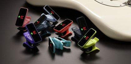 Limitierte Sommer-Editionen - KORG stellt neue Tuner-Farben vor