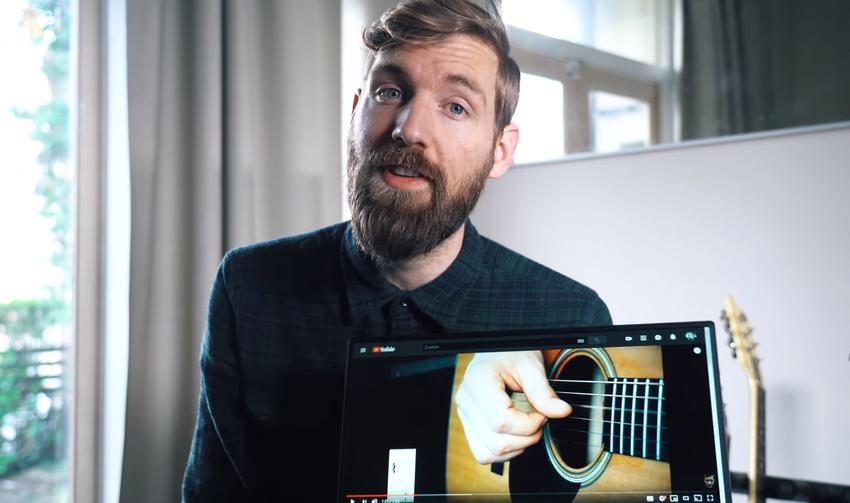 Musikunterricht mittels Online-Lessons auf Youtube wird durch Copyright-Beschwerden erschwert
