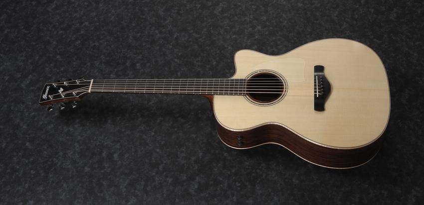 Ibanez stimmt seine neue Akustikgitarren-Serie speziell auf Percussive Fingerstyle ab
