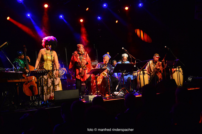 Sun Ra Arkestra (live in Mannheim, 2019)