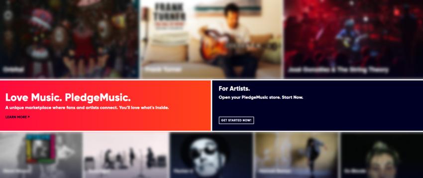 PledgeMusic offenbar endgültig offline, Künstler bleiben unbezahlt