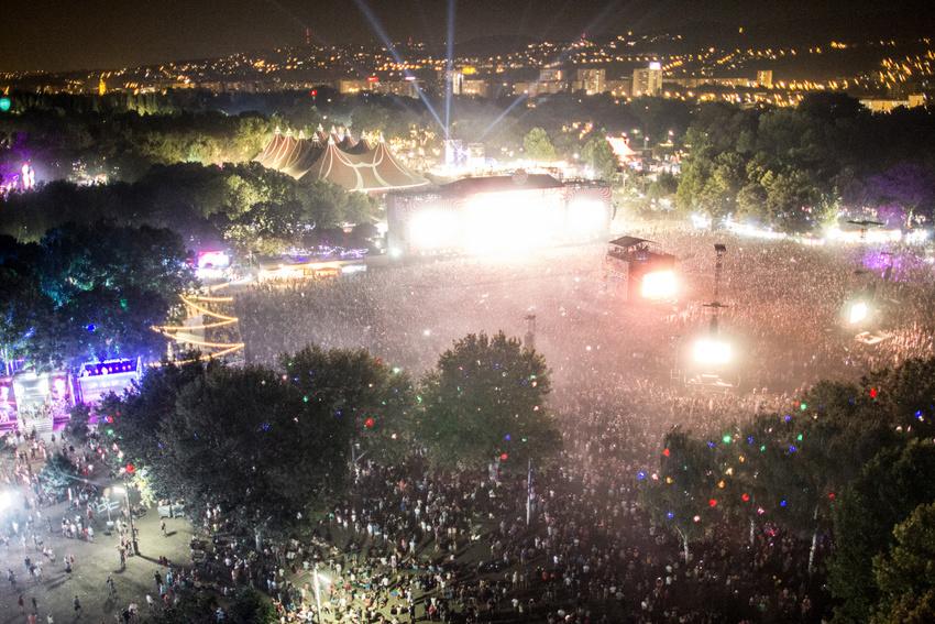 Sziget Festival (Pressebild 2019)