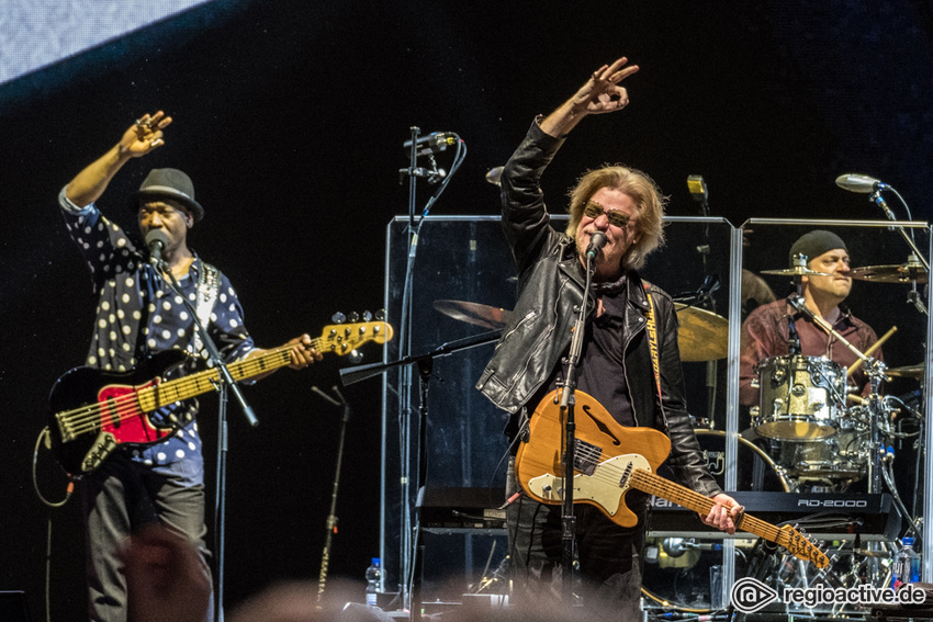 Daryl Hall & John Oates (live in Hamburg, 2019)