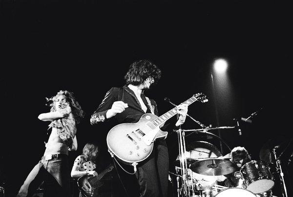 Good Times, Bad Times - Led Zeppelin: Dokumentation erscheint zum 50. Band-Jubiläum