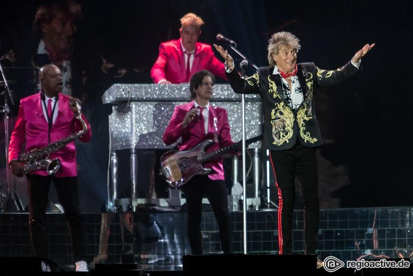 Rod Stewart (live in Mannheim 2019)