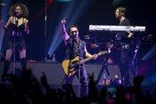 Feurig: Fotos von Enrique Iglesias live in der Lanxess Arena in Köln