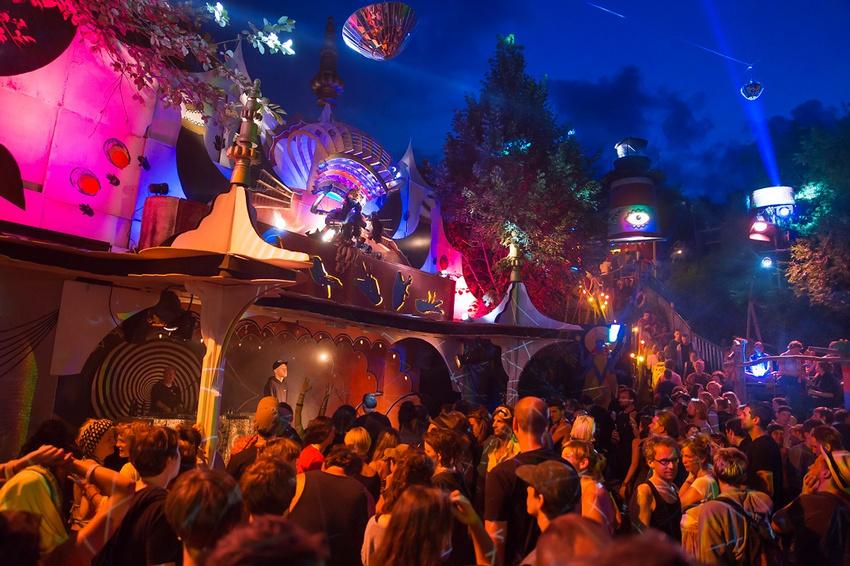 Das alternative Musikfestival Fusion wehrt sich gegen eine Polizeiwache auf dem Festivalgelände