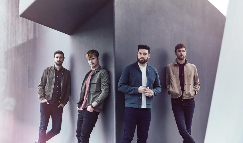 Irische Szenestars - Kodaline: Die Pop-Rock-Band geht im Sommer auf Deutschlandtour